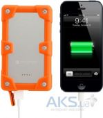 Вид 5 - Внешний аккумулятор Mophie Juice Pack Universal Powerstation Pro 6000 mAh Orange (2052-JPU-PWRSTION-PRO-ORG)