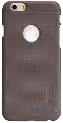 Чехол Nillkin Super Frosted Shield Apple iPhone 6, iPhone 6S Brown