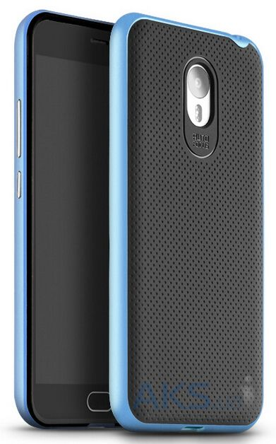 Чехол iPaky Hybrid Series Meizu M2 Note Light Blue
