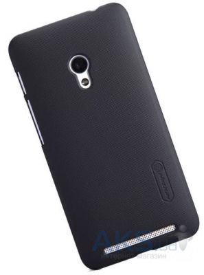 Чехол Nillkin Super Frosted Shield Asus Zenfone 4 A450CG Black