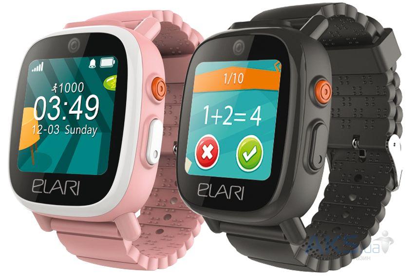 Вид 5 - Дитячий розумний годинник (з GPS) ELARI FixiTime 3 Pink (ELFIT3PNK a1472440f5427