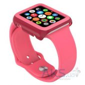 Вид 3 - Speck CandyShell Fit Case for Apple Watch 42mm Pink (SPK-A4140)