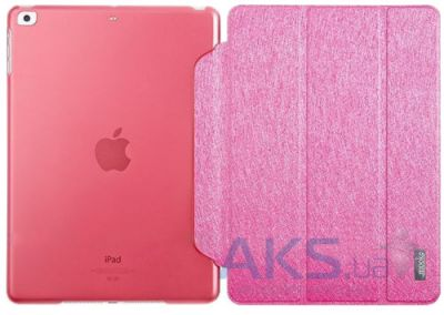 Чехол для планшета Mooke Mock Case Apple iPad Mini, Mini 2, Mini 3 Hot Pink