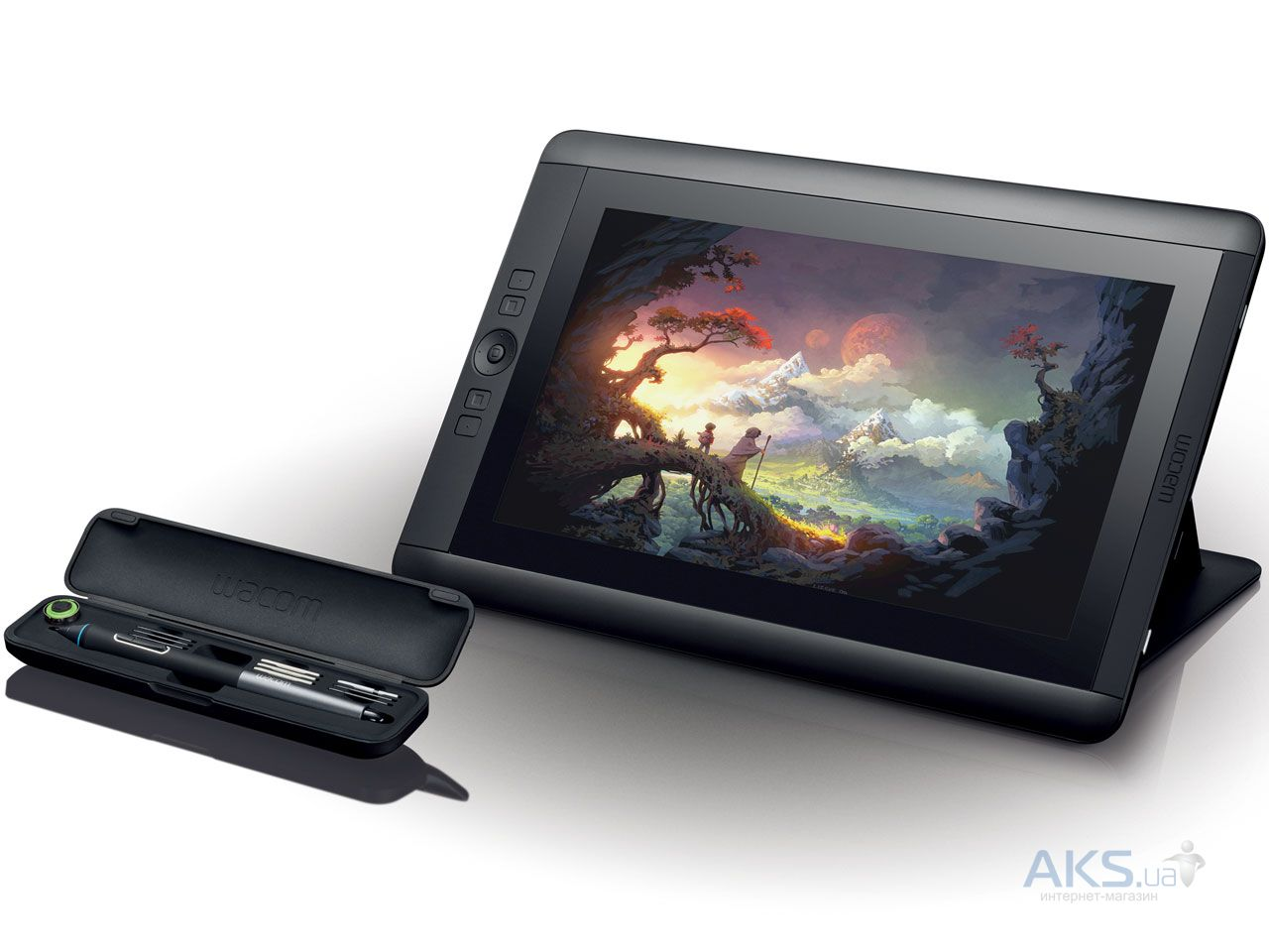 Графический планшет Wacom Cintiq 13HD (DTK-1300) Black
