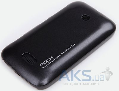 Чехол Rock Naked Shell Series Nokia Lumia 510 Black