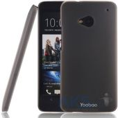 Чехол Yoobao Crystal Protect case for HTC One Black (PCHTCONE-CBK)