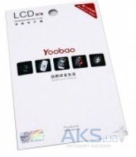 Защитная пленка Yoobao Screen Protector for HTC one S Matte