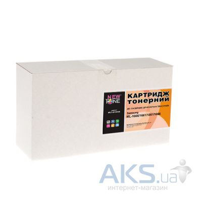 Картридж NewTone для Samsung ML-1666/1661/1861/1866 (ML.1666E) Black