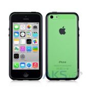 Чехол Momax iCase Pro cover for iPhone 5C Black [CPAPIP5CDW]