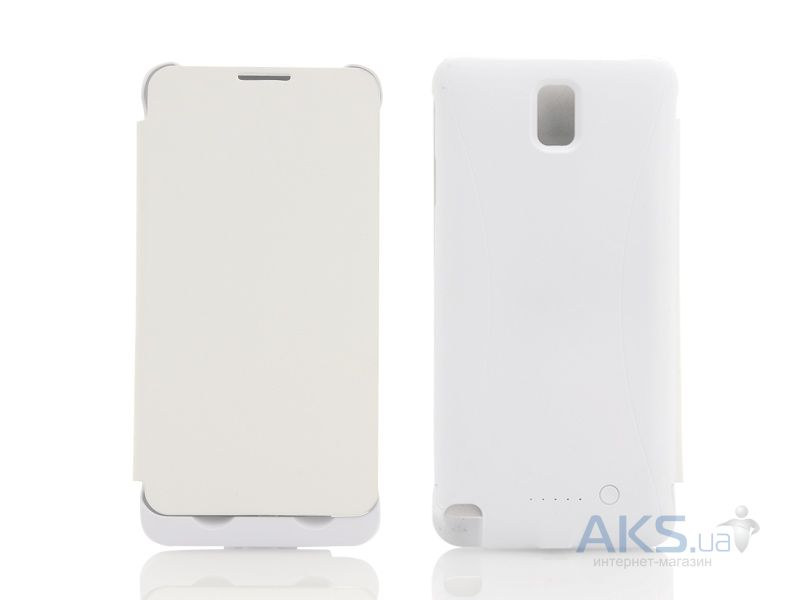 Чехол AIRON Power Case for Samsung Note 3 White