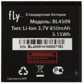 Аккумулятор Fly Ezzy 6 / BL4509 (850 mAh) Original