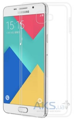 Чехол Original TPU Ultra Thin Samsung A910 Galaxy A9 2016 Transparent
