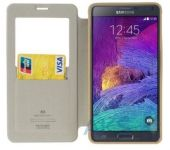 Вид 4 - Чехол Mercury Wow Bumper Series Samsung N910 Galaxy Note 4 Gold