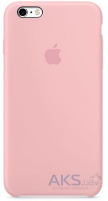 Чехол Apple Silicone Case for iPhone 6S Pink(MLCU2)