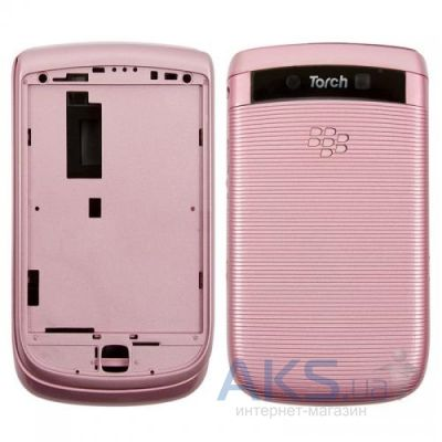 Корпус Blackberry 9800 Pink
