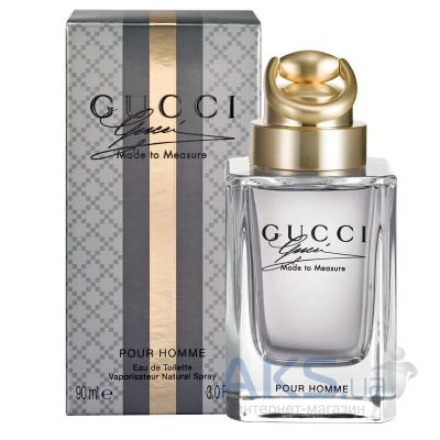 Gucci Made to Measure Туалетная вода 30 мл