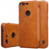 Чехол Nillkin Qin Leather Series Google Pixel XL Brown