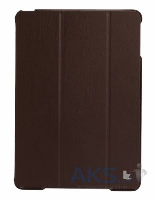 Чехол для планшета JisonCase Executive Smart Cover for iPad Air Brown [JS-ID5-01H20]