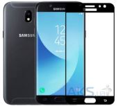 Защитное стекло 1TOUCH 3D Full Cover Samsung J530 Galaxy J5 2017 Black