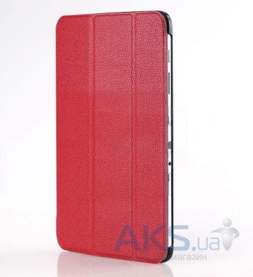 Чехол для планшета Yoobao Slim leather case for Samsung N8000 Galaxy Note 10.1 Red (LCSAMN8000-SED)