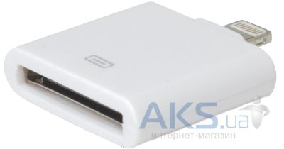 Eco Style Apple 30 pin на Lightning (MD820)