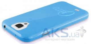 Чехол ITSkins Zero.3 cover case for Samsung i9190 Galaxy S4 Mini Blue (SG4M-ZERO3-BLUE)