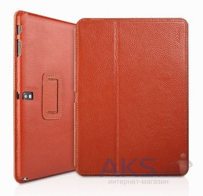 "Чехол для планшета Yoobao Executive leather case for Samsung P6000 Galaxy Note 10.1"" Brown [LCSAMP600-EBR]"