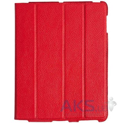 Чехол для планшета Dublon Leatherworks Smart Perfect Case Red for iPad 4/iPad 3/iPad 2 (SPC-ID3-RD)
