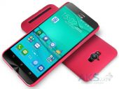 Вид 3 - Чехол Nillkin Super Frosted Shield Asus Zenfone Max ZC550KL Red