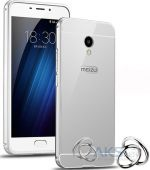 Чехол Original Mirror Series Meizu M3, M3 Mini, M3s Silver