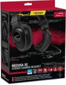 Вид 4 - Наушники (гарнитура) Speed Link MEDUSA XE Stereo Gaming Headset Black