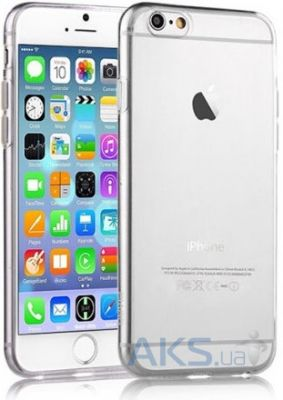 Чехол Devia Naked для iPhone 6 Plus Crystal Clear
