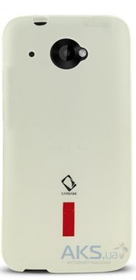 Чехол Capdase Soft Jacket2 HTC Desire 601 White