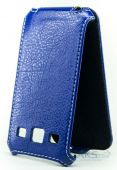 Вид 2 - Чехол Status Standart Flip Series Samsung G350 Galaxy Star Advance Duos Dark Blue