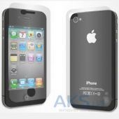 Вид 2 - Защитная пленка Yoobao Screen Protector Apple iPhone 4, iPhone 4S Matte (Front + back)