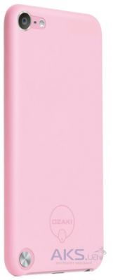 Чехoл Ozaki O!coat 0.4 Solid for iPod touch 5G Pink (OC611PK)