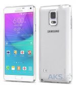 Чехол Hoco Light Series Samsung N910 Galaxy Note 4 White