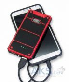 Вид 2 - Внешний аккумулятор power bank Land Rover Discovery S3 Power Box, 10000mAh RED