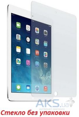 Защитное стекло Tempered Glass 2.5D Apple iPad Air 2 (Тех.Пак)