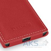 Вид 3 - Чехол TETDED Flip Leather Series Microsoft Lumia 730, Lumia 735 Red