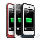 Внешний аккумулятор Mophie Juice Pack Air for iPhone 5 [MOP-2387], 1700mAh Red