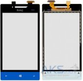 Сенсор (тачскрин) для HTC 8S A620e Windows Phone Original Blue