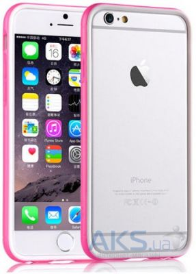 Чехол Vouni Air для iPhone 6/6S Rose Pink