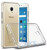 Чехол Original Ultra Thin TPU Meizu M5 Note Transparent