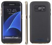 Вид 2 - Чехол iPaky Hybrid Series Samsung G935 Galaxy S7 Edge Gold