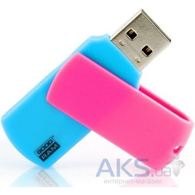 Флешка GooDRam Colour 8GB Blue/Pink