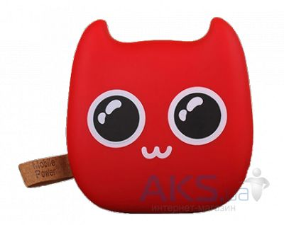 Внешний аккумулятор power bank TOTORO Little Devil CoCo, Power Bank 5000mAh