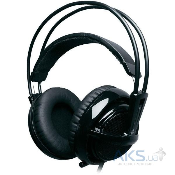 Гарнитура для компьютера Steelseries Siberia v2 Black (51101)
