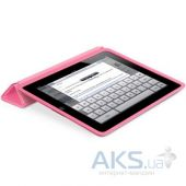 Вид 4 - Чехол для планшета Apple iPad Smart Case Polyurethane for iPad 2 / iPad 3 / iPad 4 Pink (MD456)