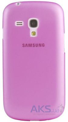 Чехол Perfektum UltraThin Samsung i8190 Galaxy S3 mini Mate Pink